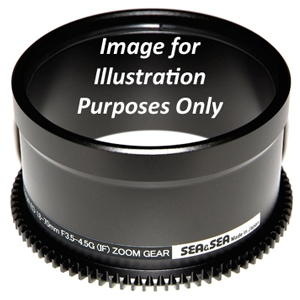 LENS GEARS: DSLR HOUSINGS - Sea & Sea